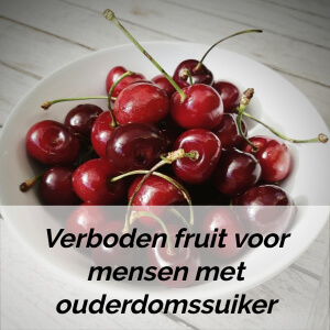 Verboden fruit diabetes