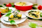 Koolhydraatarm Quiche Recept met Spinazie
