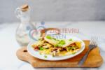 Koolhydraatarm Omelet Recept met Kaas (Heerlijk als Ontbijt & Lunch)