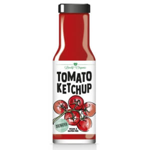 Bionova Lovely Organic Tomaten Ketchup