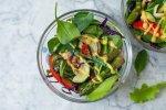 Koolhydraatarme Vegetarische Salade met Avocado (Lekker Recept)